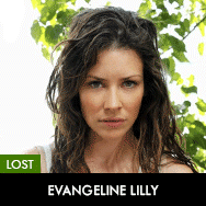 Lost, Evangeline Lilly as Freckles (Kate Austen)