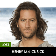 Lost, Henry Ian Cusick as Desmond Hume