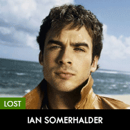 Lost, Ian Somerhalder as Boone Carlyle