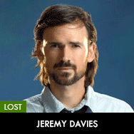 Lost, Jeremy Davies as Daniel Faraday