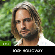 Lost, Josh Holloway as Sawyer (James Ford)
