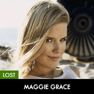 Lost, Maggie Grace as Shannon Rutherford