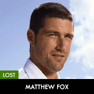 Lost, Matthew Fox as Jack Shepard