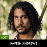 Lost, Naveen Andrews as Sayid Jarrah