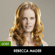 Lost, Rebecca Mader as Charlotte Lewis