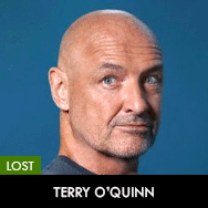 Lost, Terry O'Quinn as John Locke