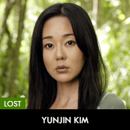 Lost, Yunjin Kim as Sun Kwon