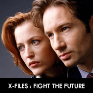 The X-Files Movie Fight the Future 1998