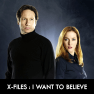 The X-Files Movie I Want to Believe 2008