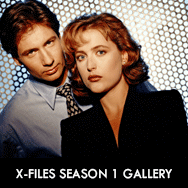 The X-Files Gallery Season 1
