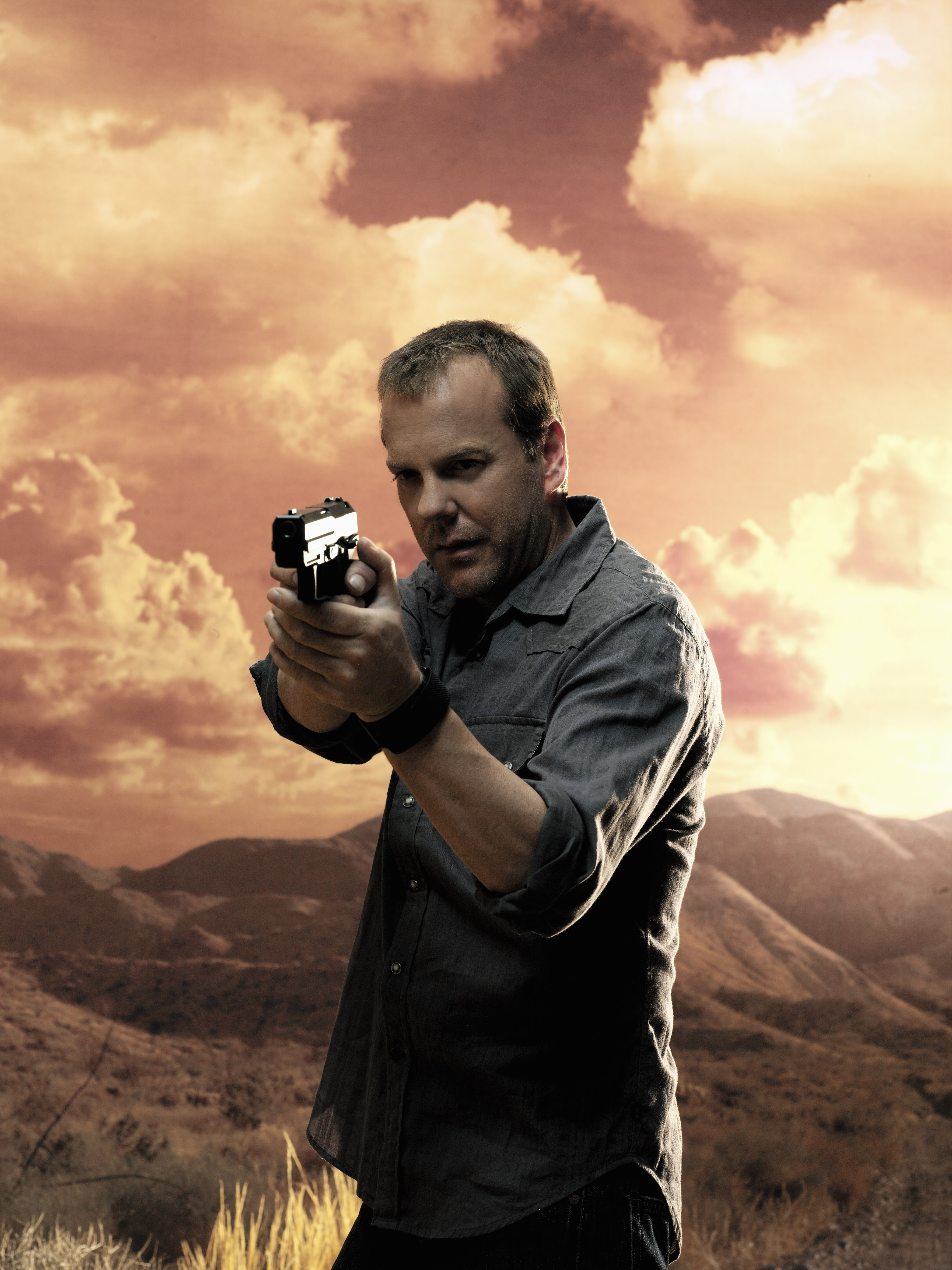 24 jack bauer kiefer sutherland 082 dvdbash dvdbash. Black Bedroom Furniture Sets. Home Design Ideas