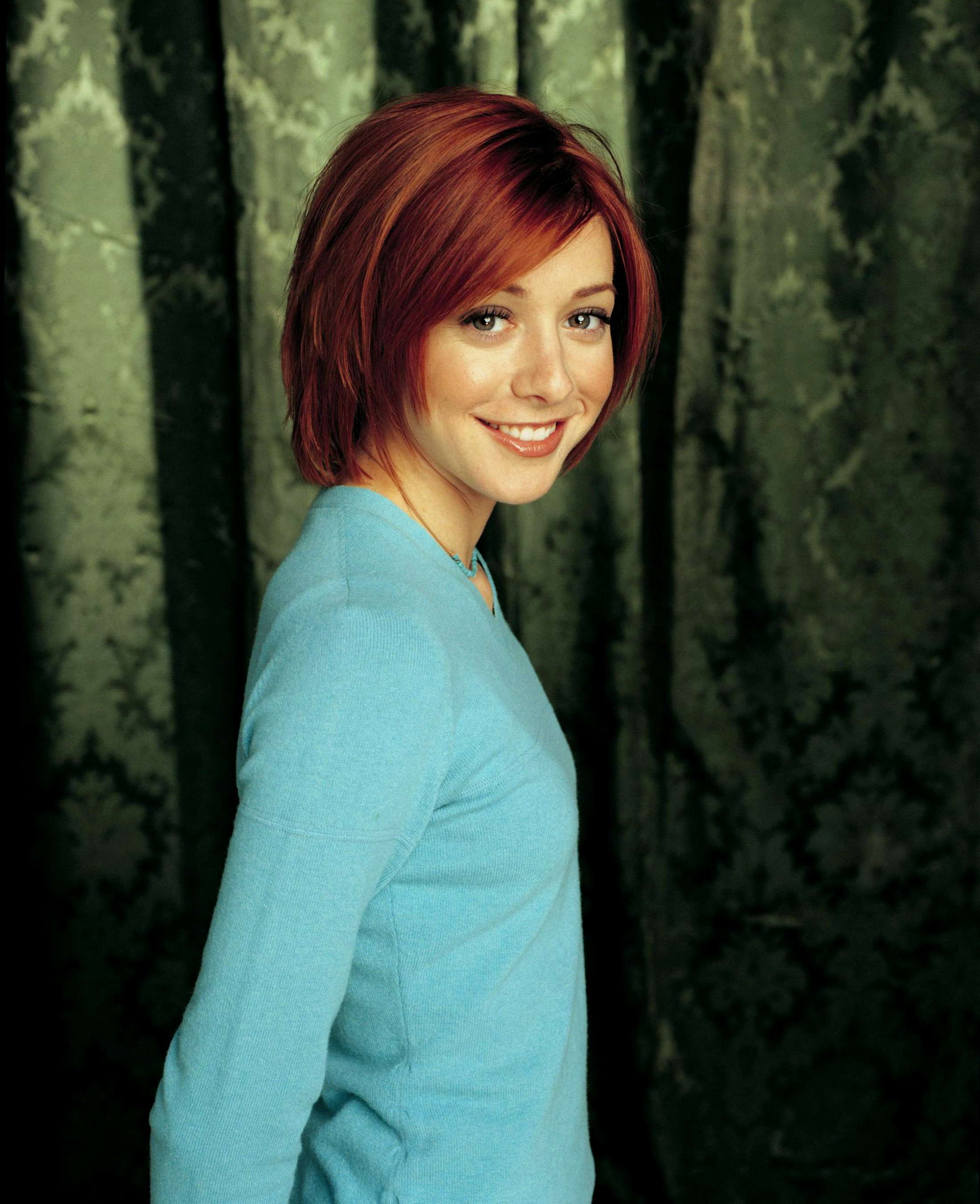 Buffy the Vampire Slayer - The Complete Fourth Season Alyson hannigan willow gallery