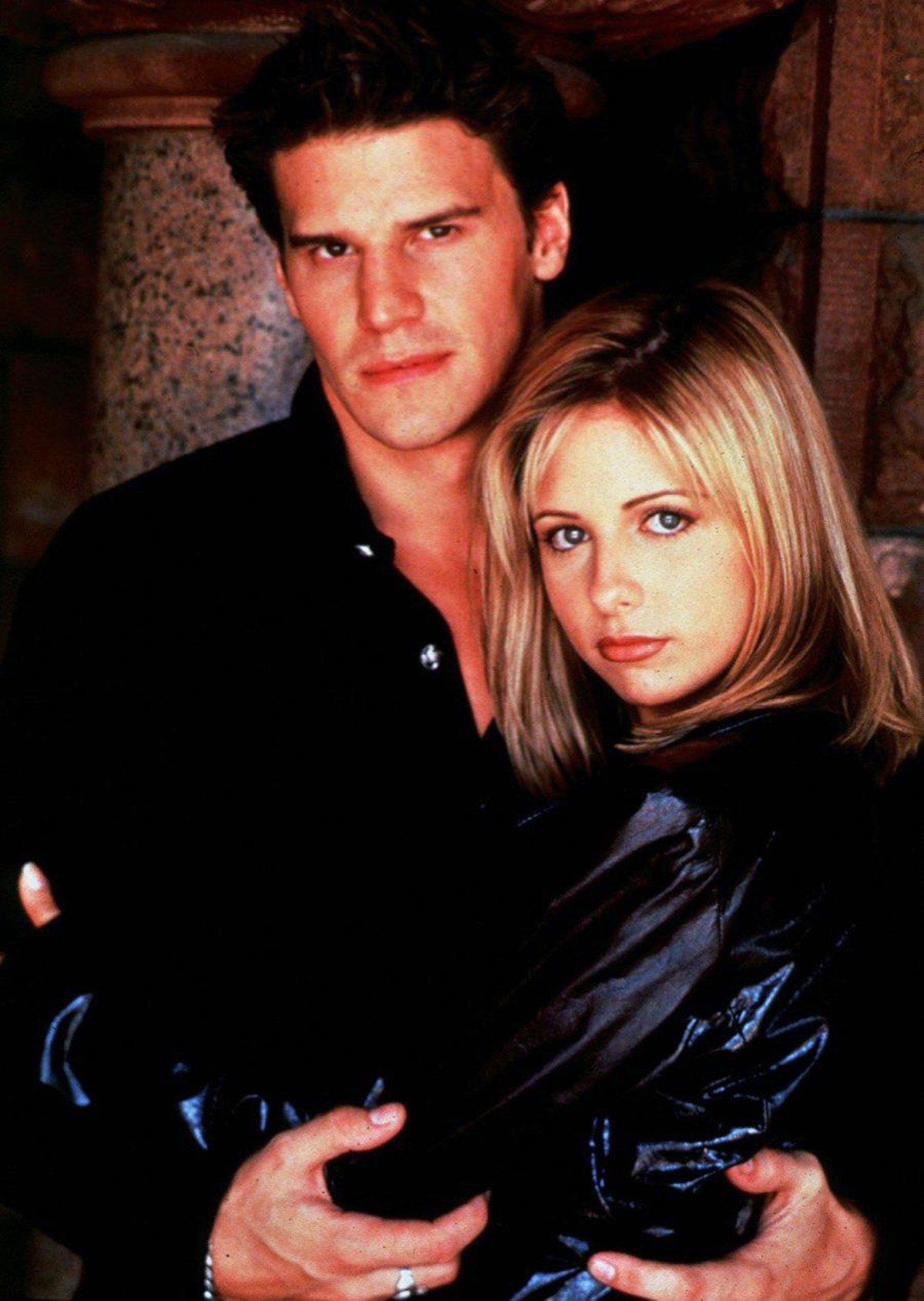 Buffy 2013 Gallery 10 Angel David Boreanaz Photos | DVDbash