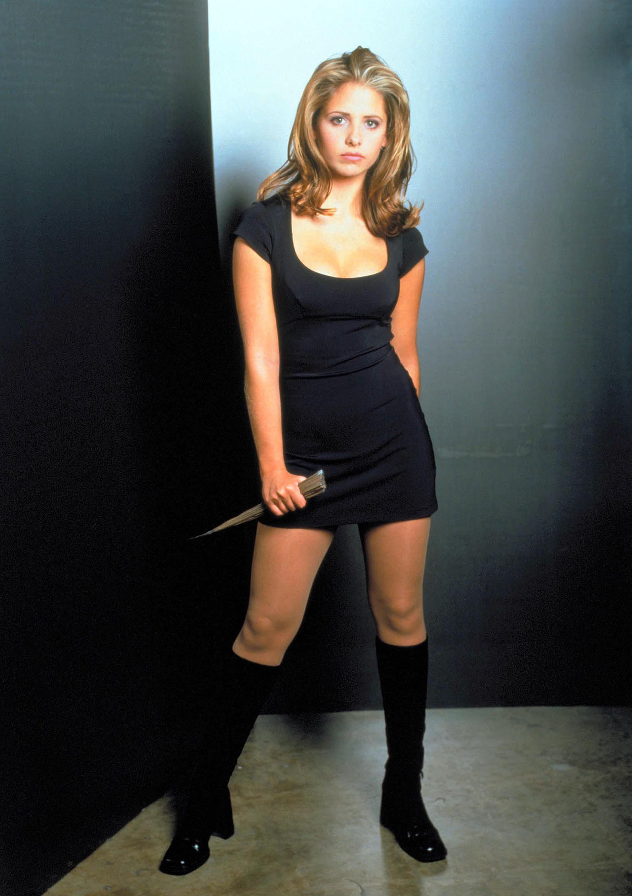 Consider, Sarah michelle gellar hot buffy are not