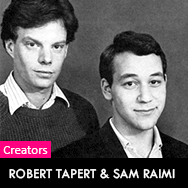 creators-Robert-G-Tapert-Sam-Raimi-tv-series-dvdbash
