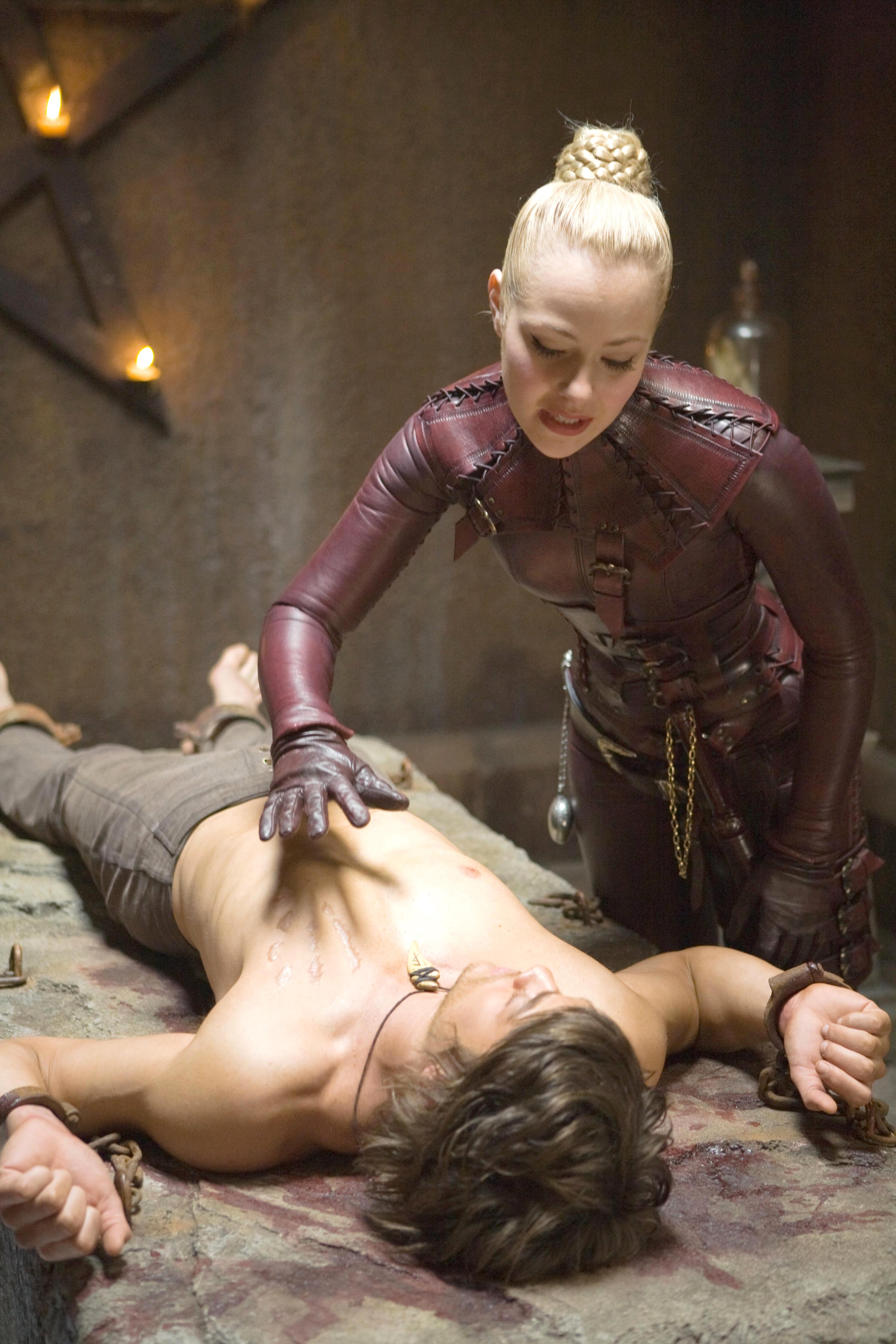 The legend of seeker mord sith nude
