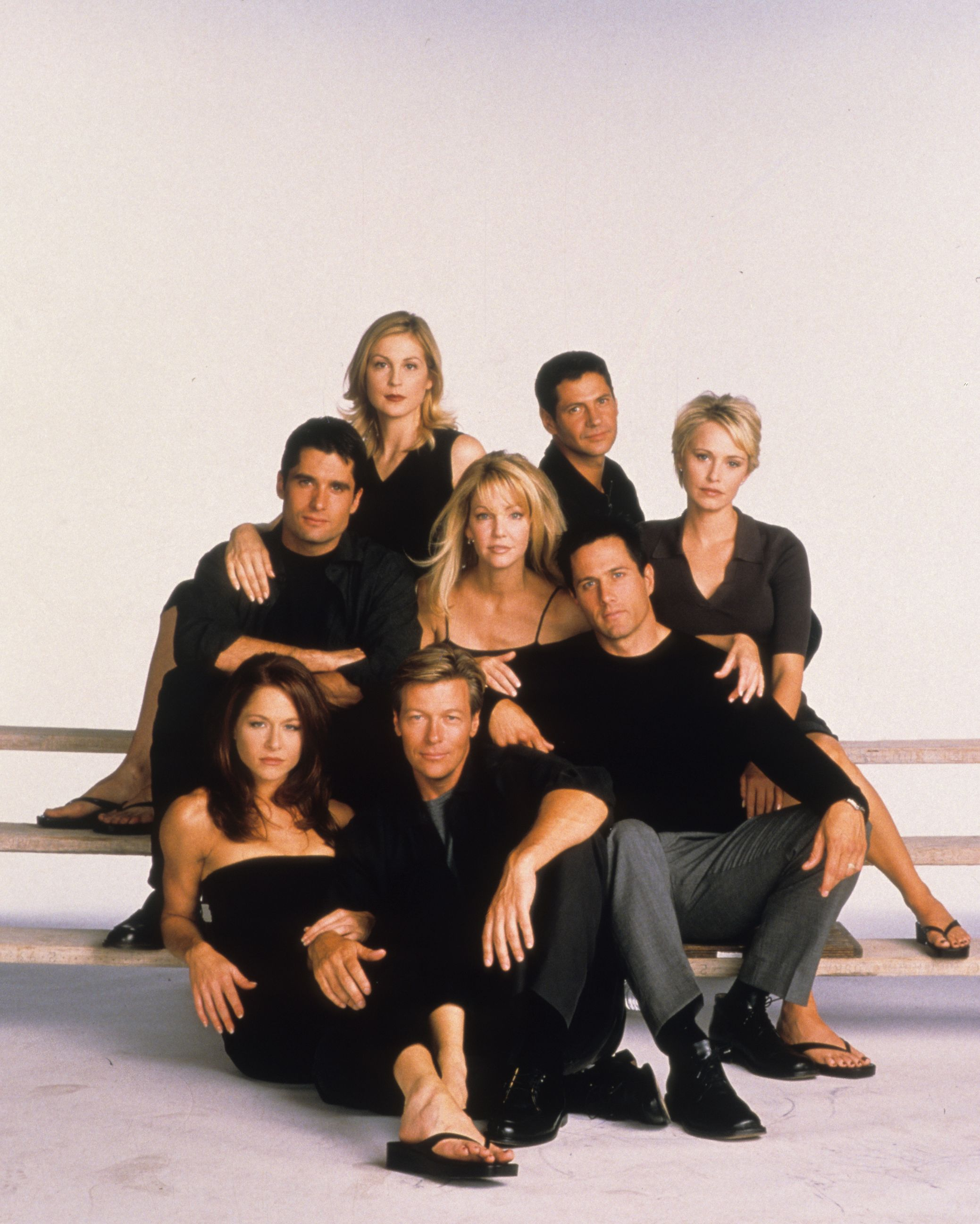Los Angeles Apartments Melrose: Melrose Place TV Series