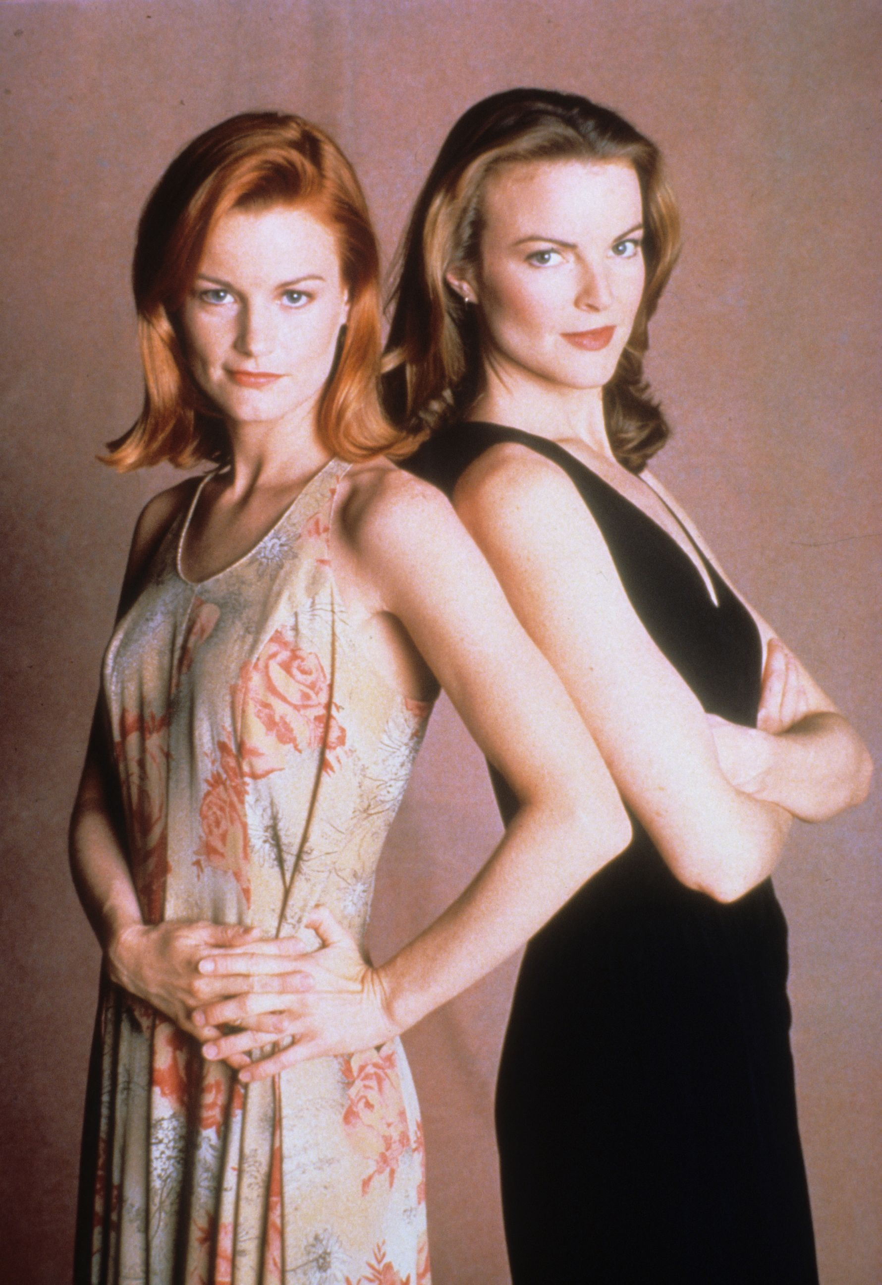 Marcia Cross Melrose Place