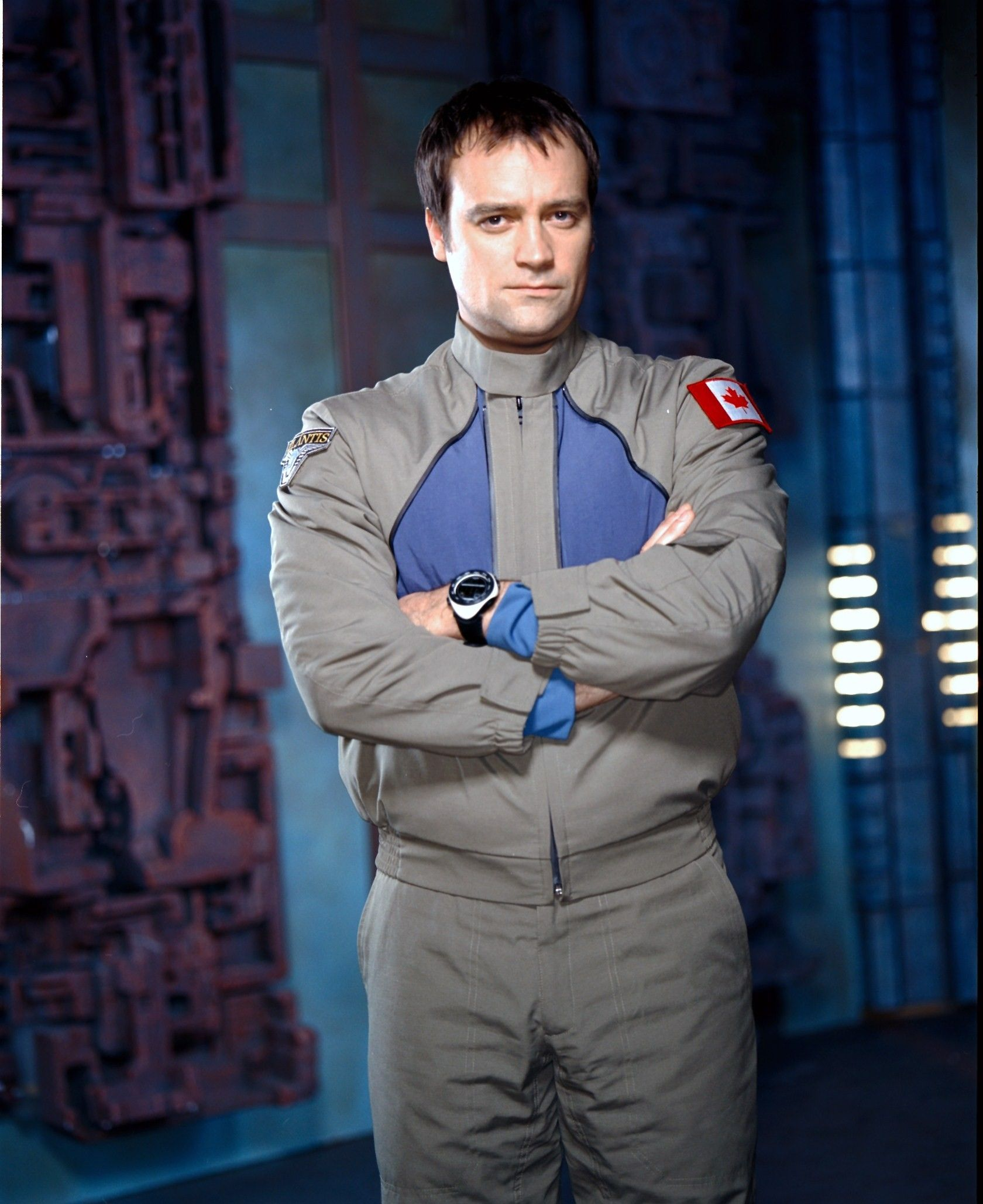David Hewlett 2013 Stargate Atlantis Seas...