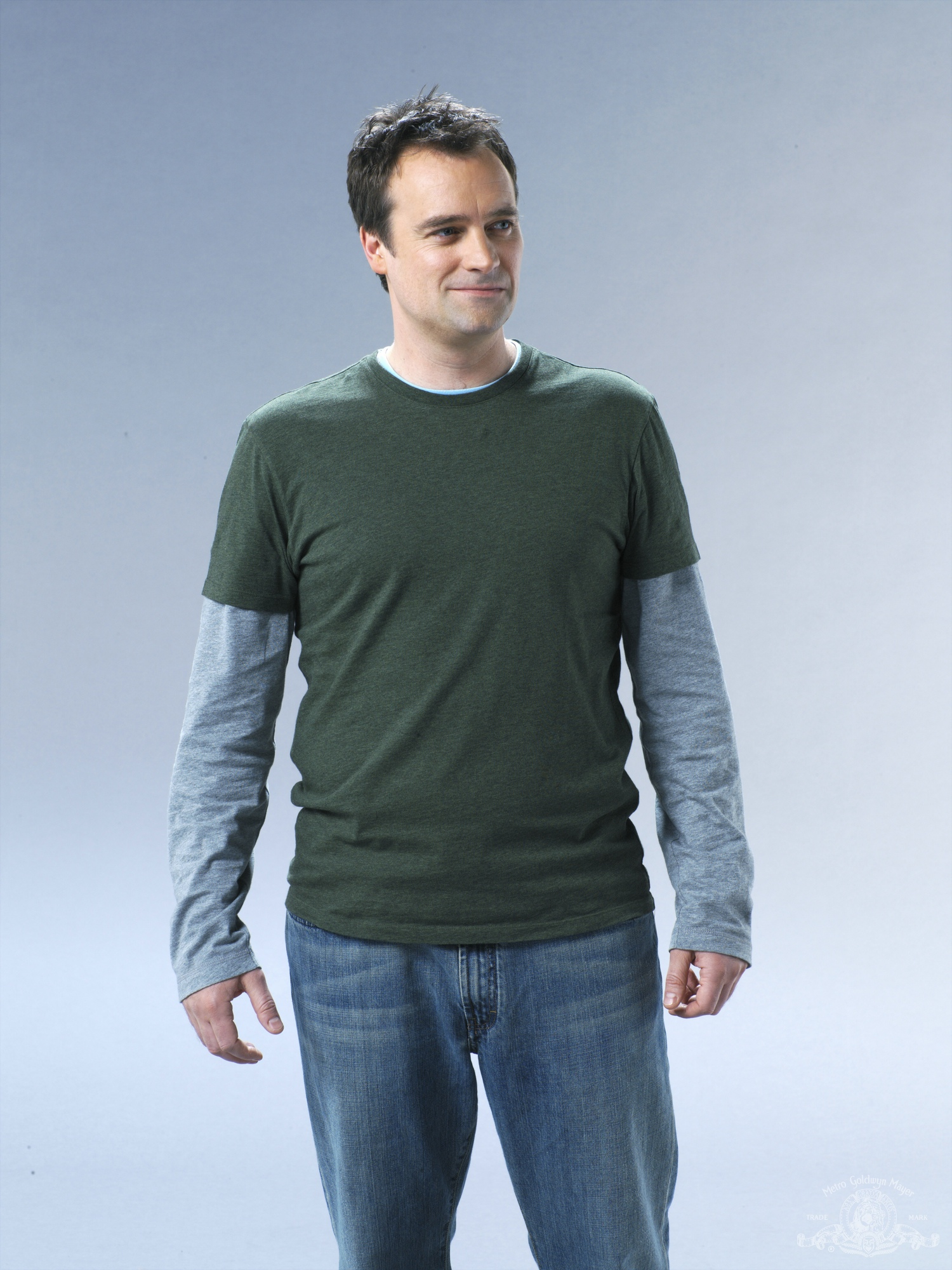 David Hewlett 2013 Stargate Atlant...