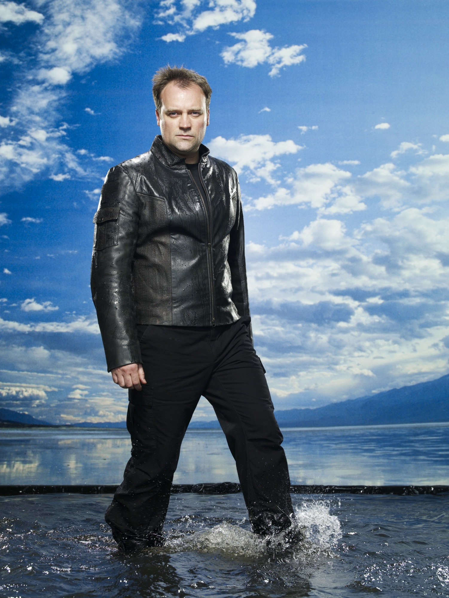 David Hewlett 2013 Stargate-Atlant...
