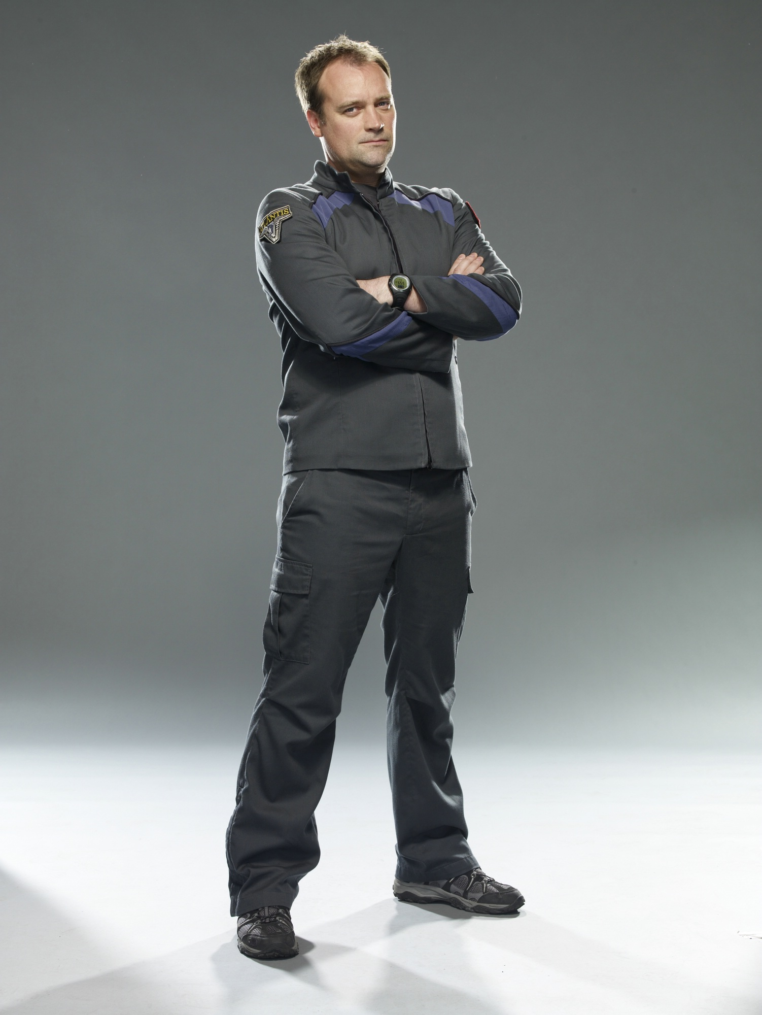 david hewlett height