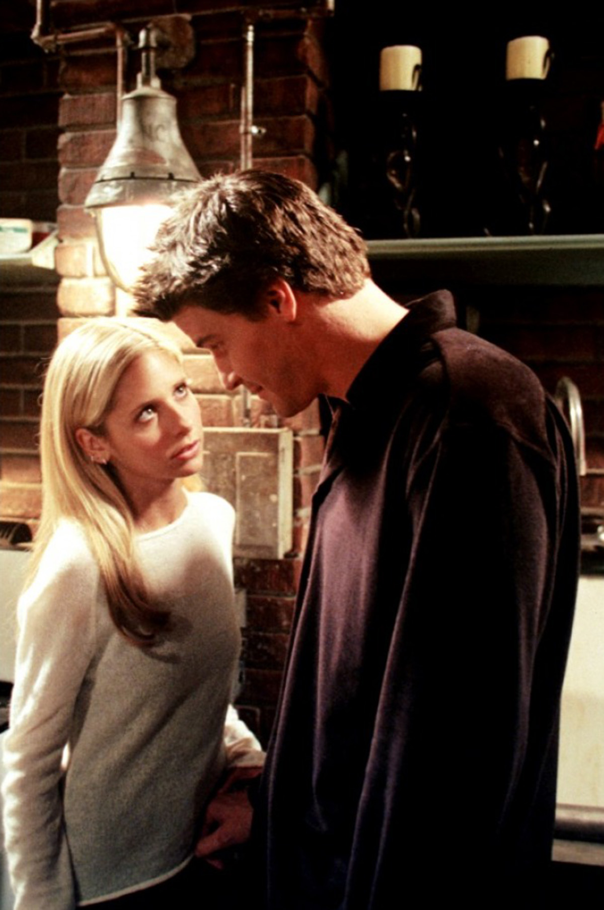 Angel-2013-Buffy-Sarah-Michelle-Gellar-David-Boreanaz ...