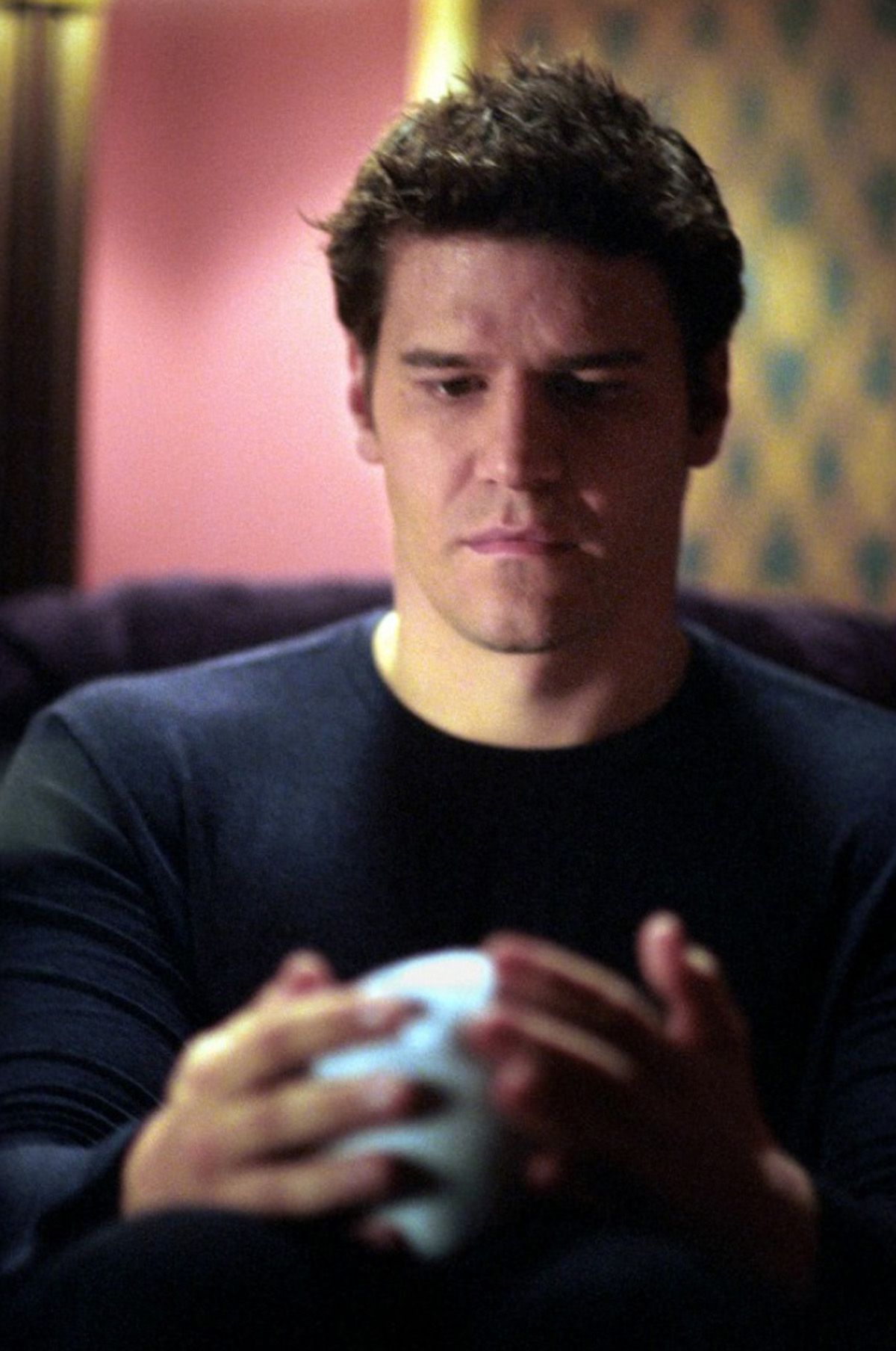 David Bauer (actor) Wallpapers Angel Gallery David Boreanaz Photos DVDbash