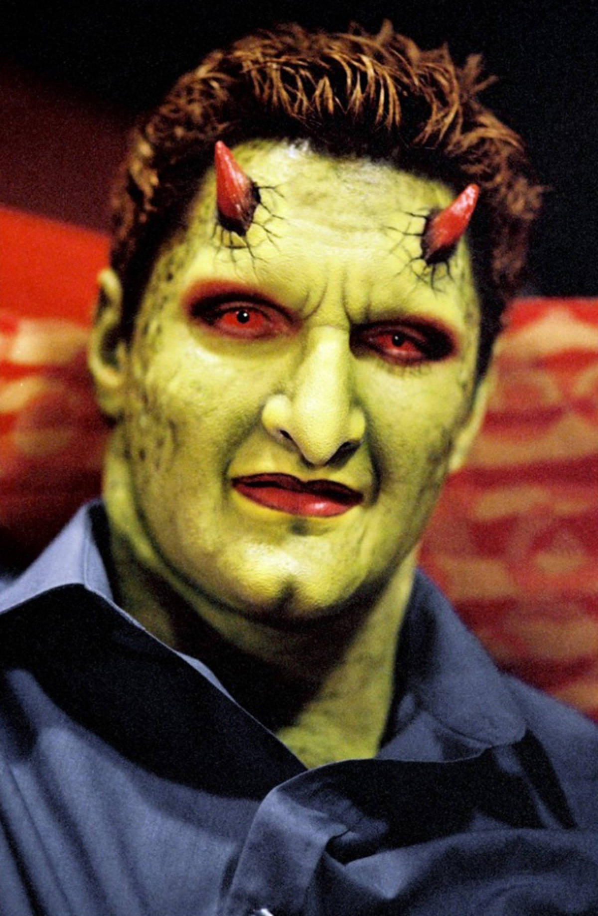 andy hallett hush
