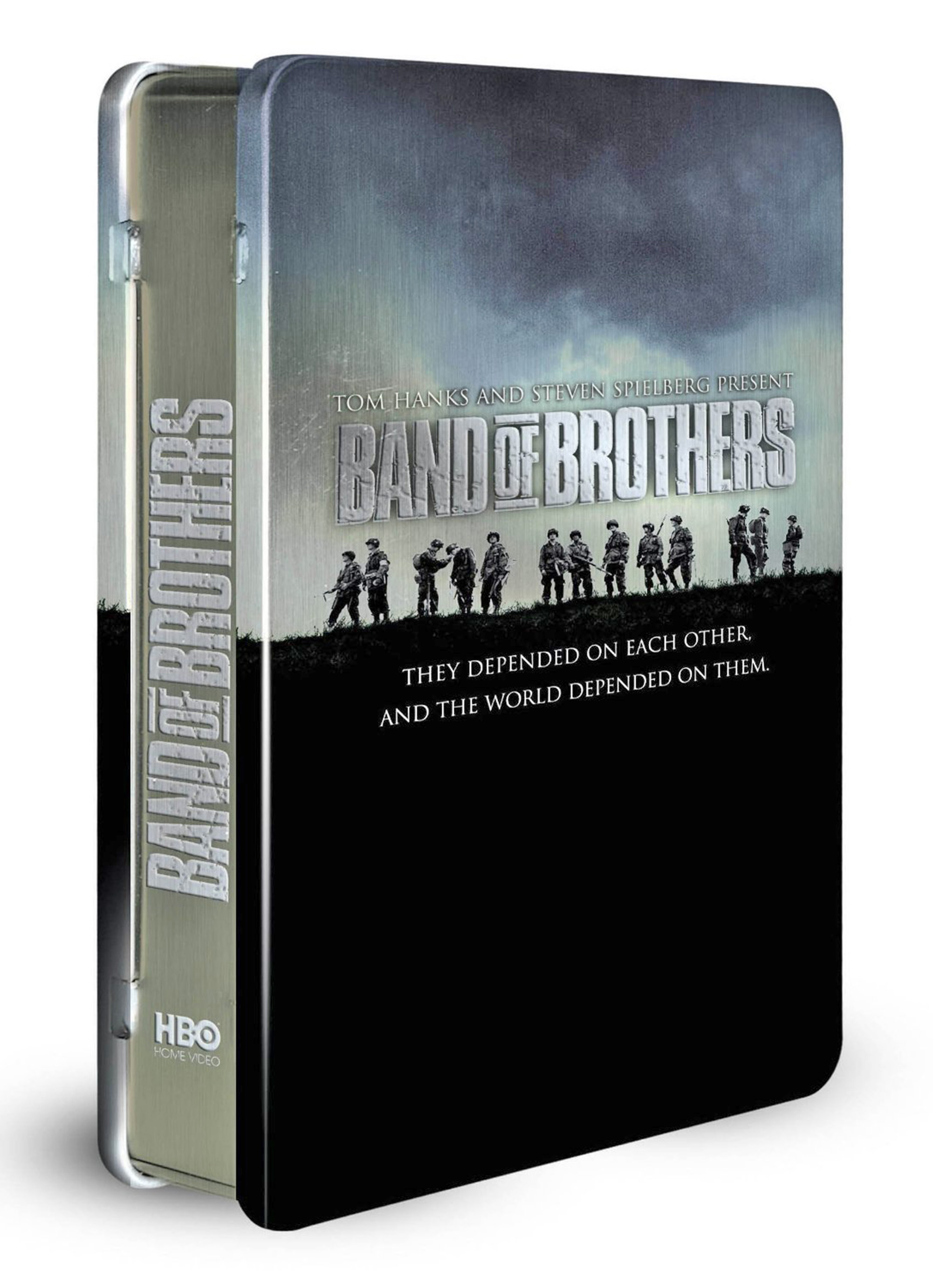 Band Brothers Blu Ray