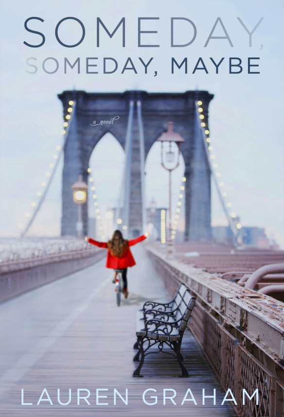 Gilmore-Girls-Lauren-Graham-Novel-Book-Someday-Someday-Maybe-dvdbash
