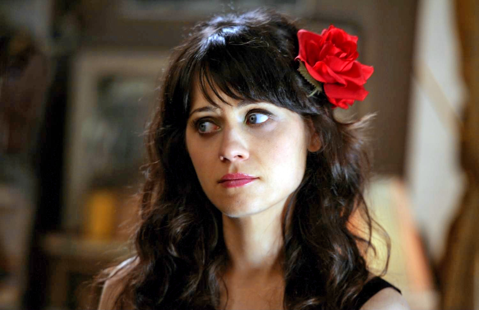 Zooey Deschanel 2007