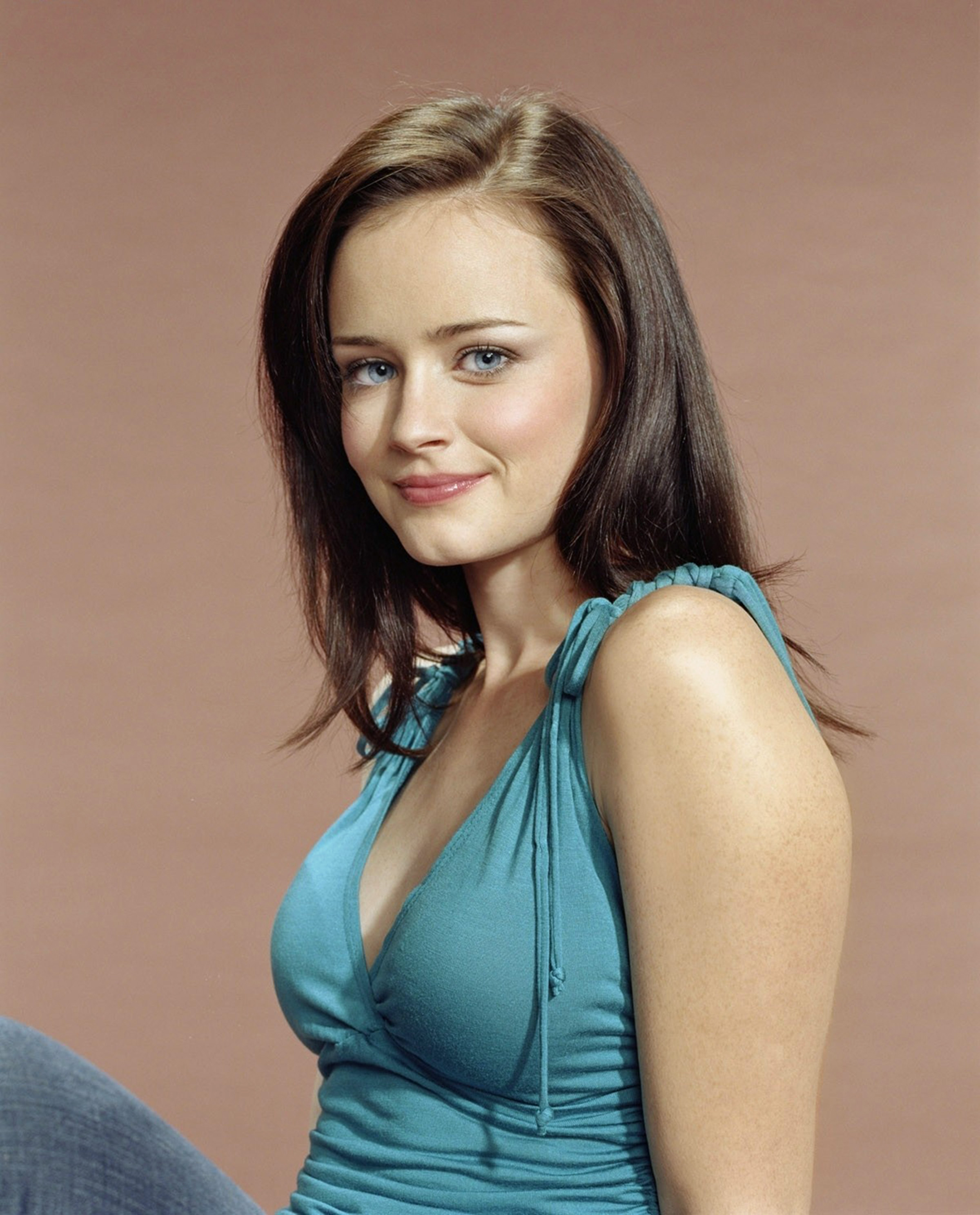 Thought differently, Lauren graham alexis bledel gilmore girls fakes really. happens