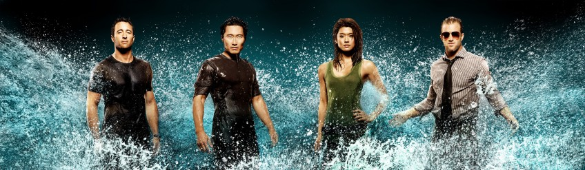 Hawaii Five-0 TV Series (2010) starring Alex O Loughlin, Scott Caan ...