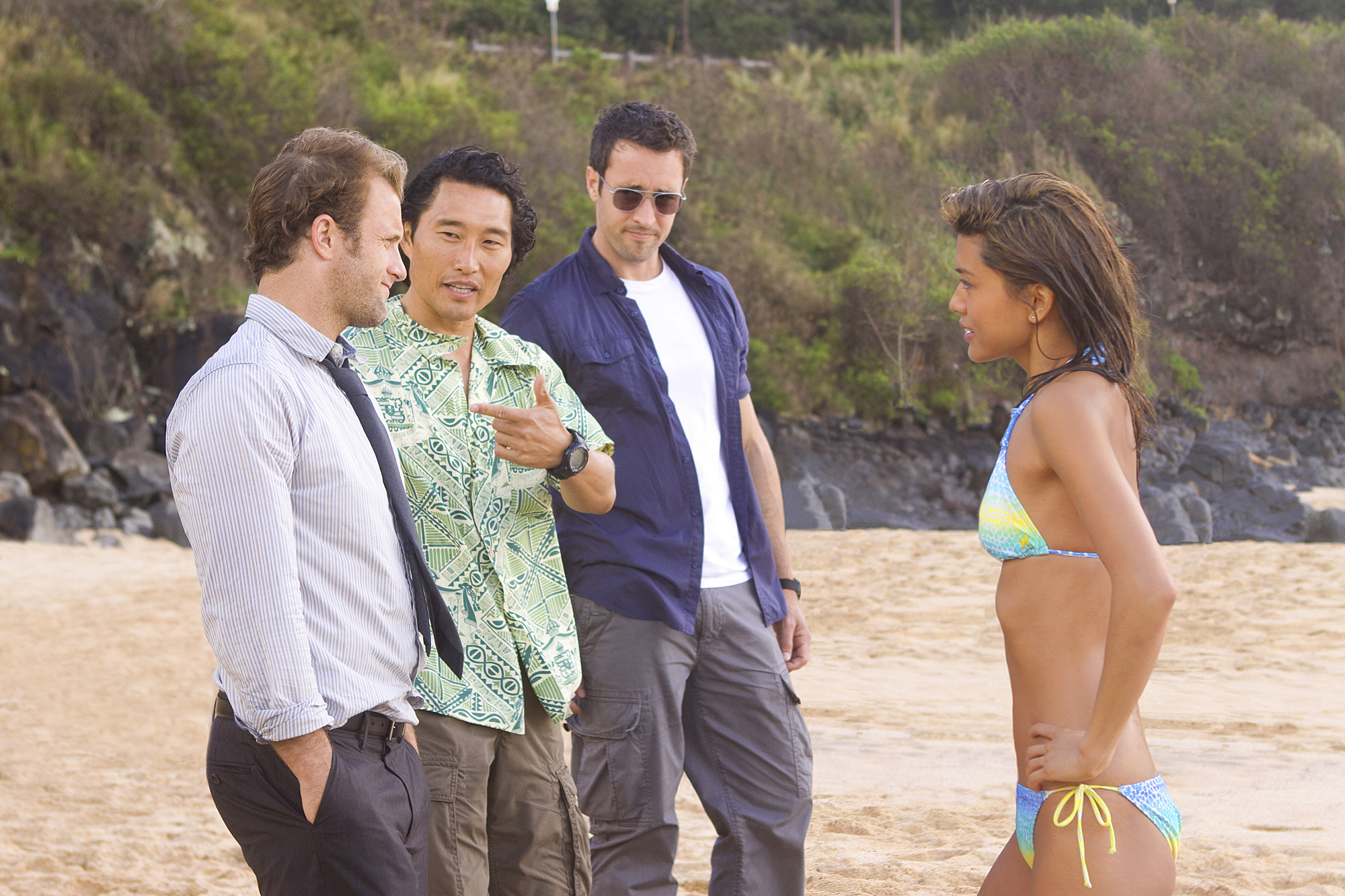 Published 22 February 2014 at 2000 × 1333 in Hawaii Five-0 TV Series ...