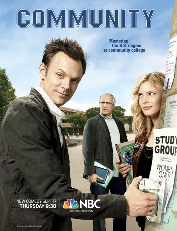 Jim Glover Chevy >> Community TV Series Joel McHale Gillian Jacobs Promo Photos | DVDbash