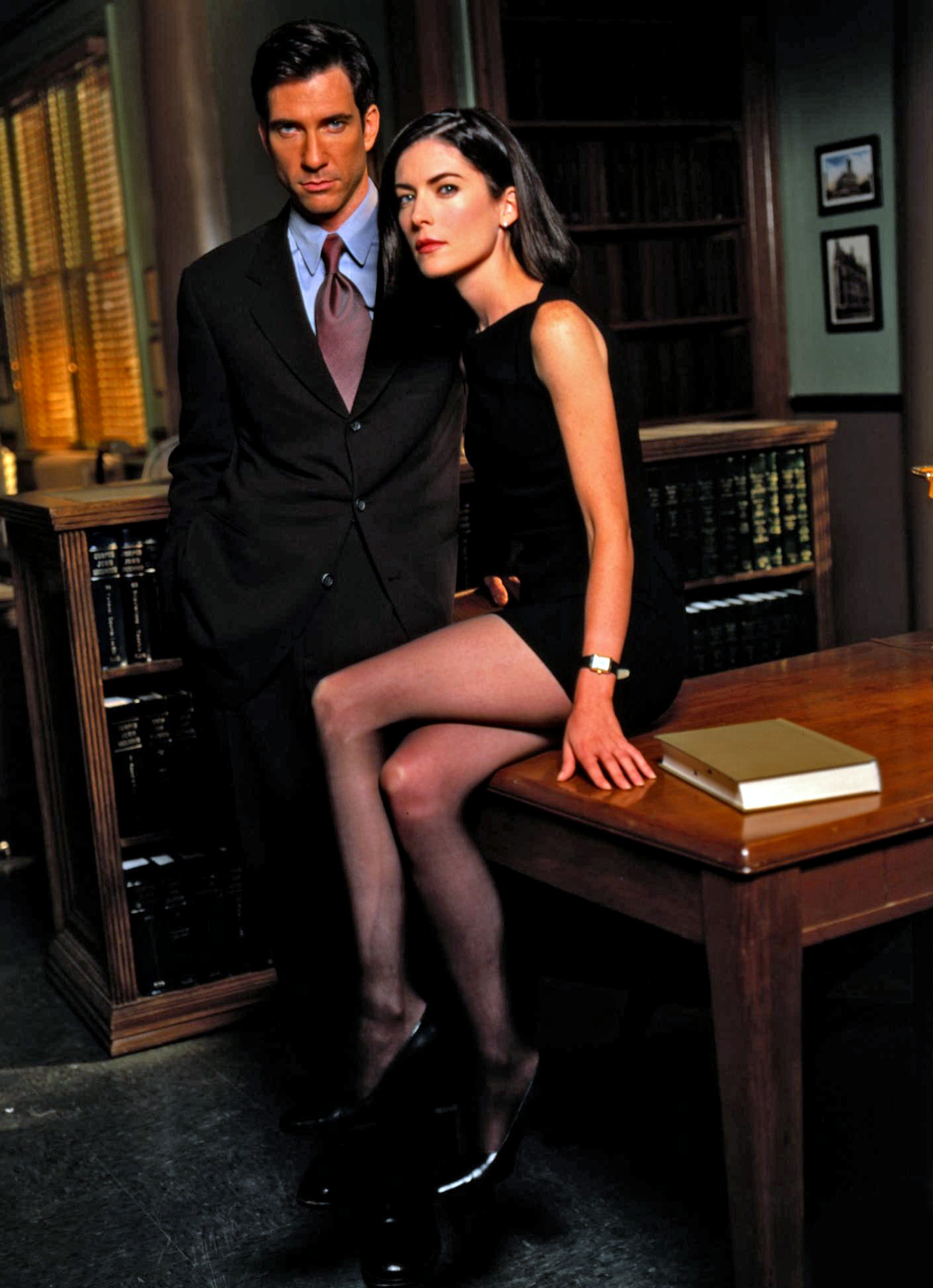 Cougar lawyer for black guys - 5 4