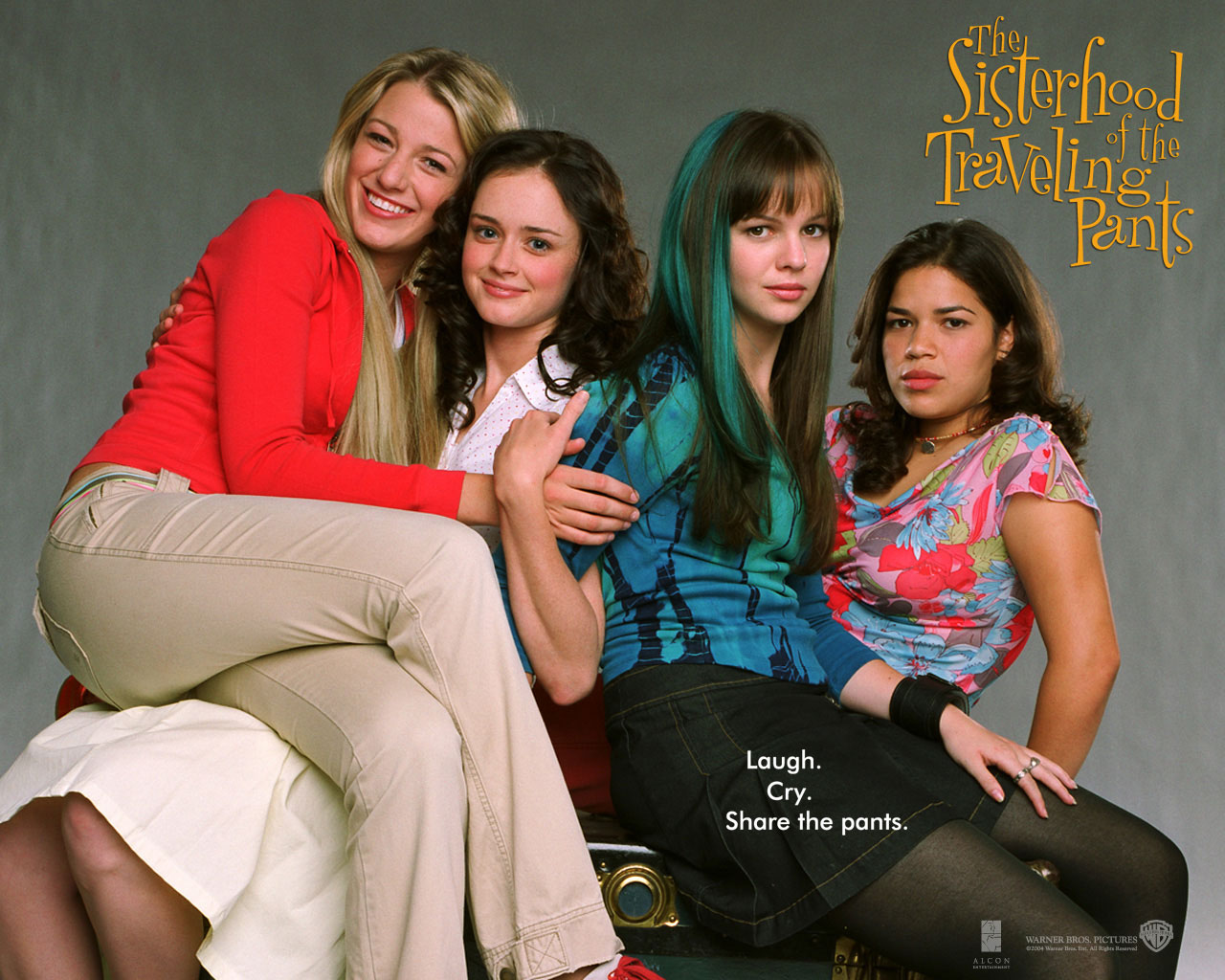 The-Sisterhood-of-the-Traveling-Pants-1-2-DVD-Alexis ...