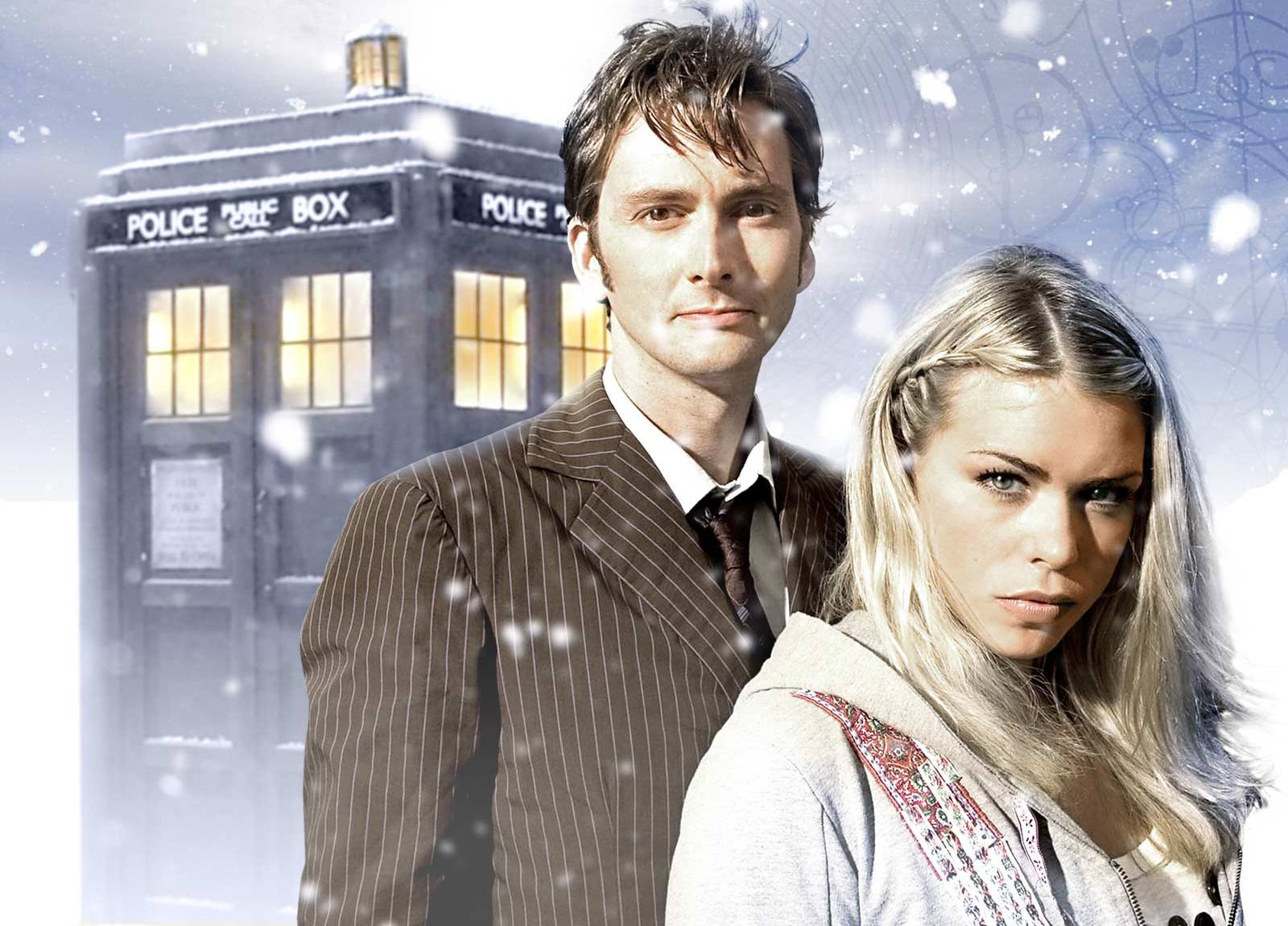 Doctor Who TV Series 1 Story 167 The Christmas Invasion Special ...