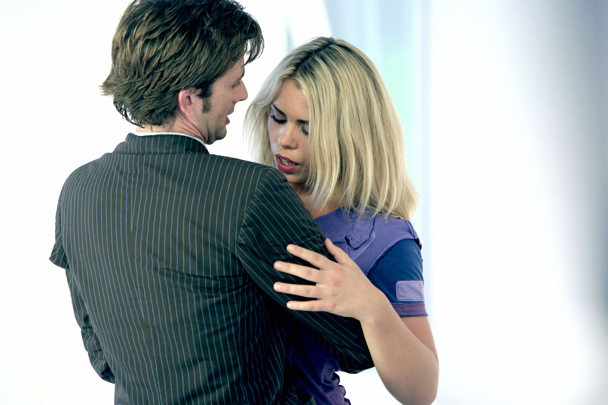 Doctor Who TV Series 2 Story 168 New Earth Episode 1