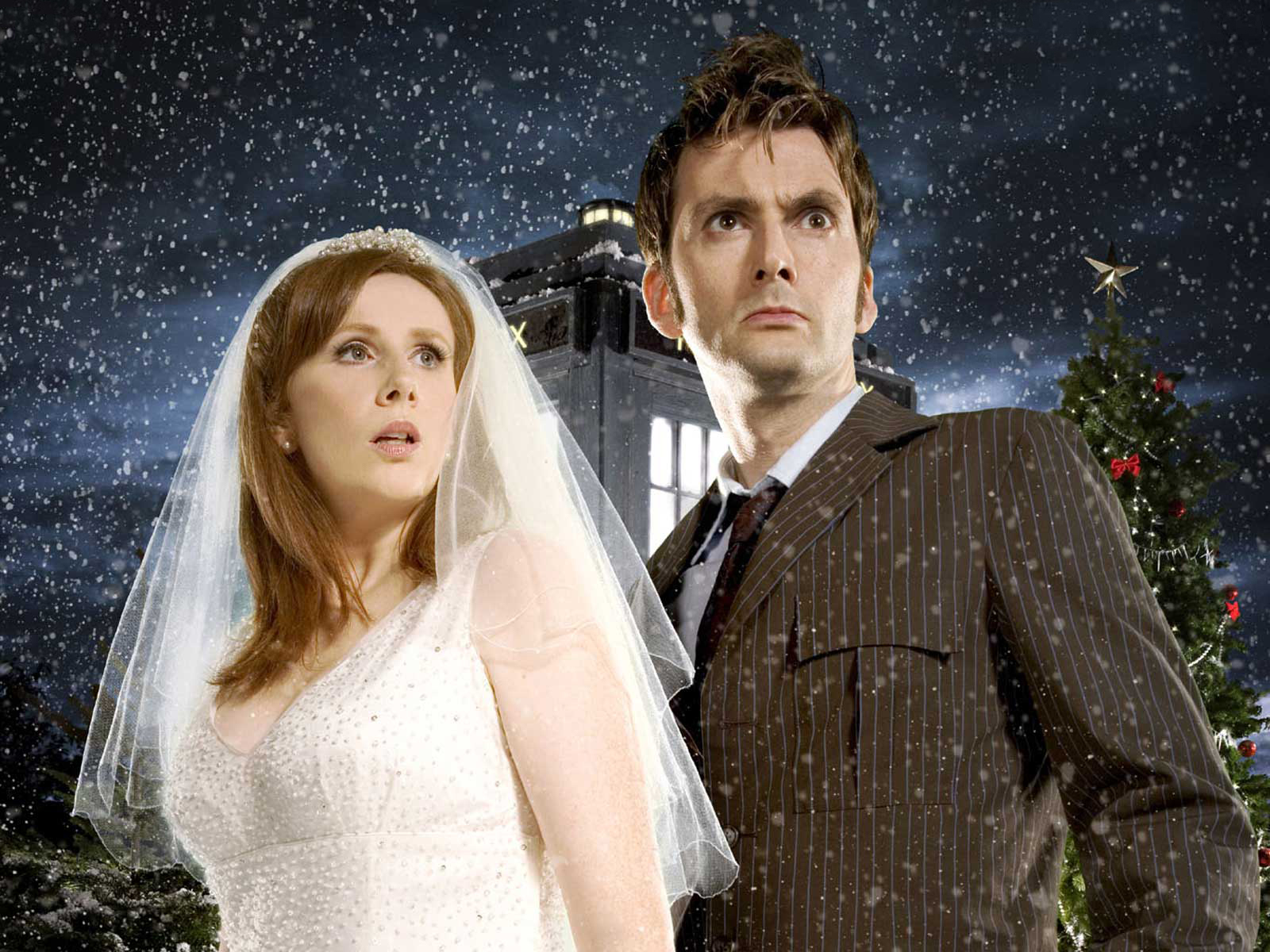 Doctor Who Tv Series 2 Story 178 The Runaway Bride Special