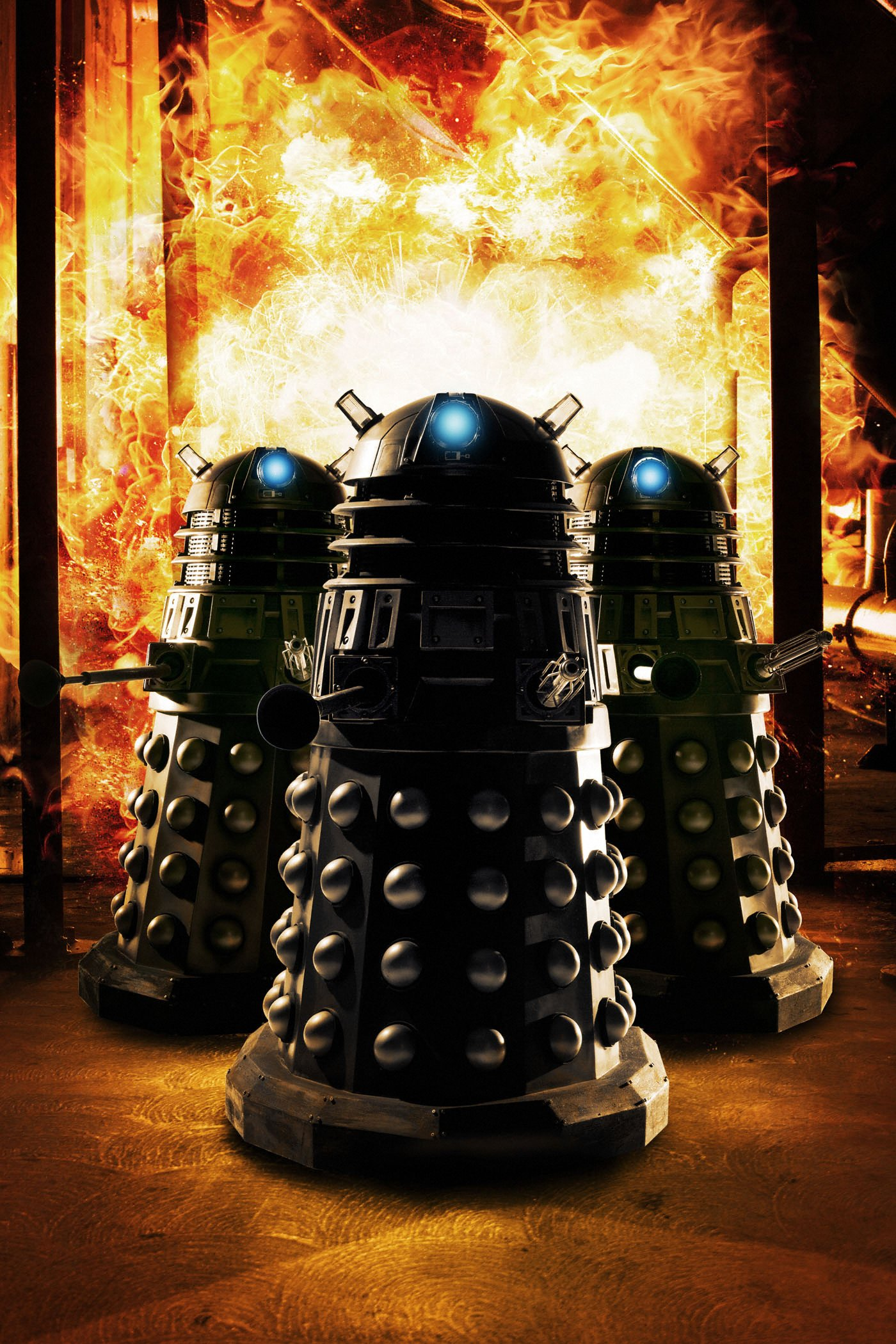 Doctor Who Tv Series 3 Story 182 Daleks In Manhattan