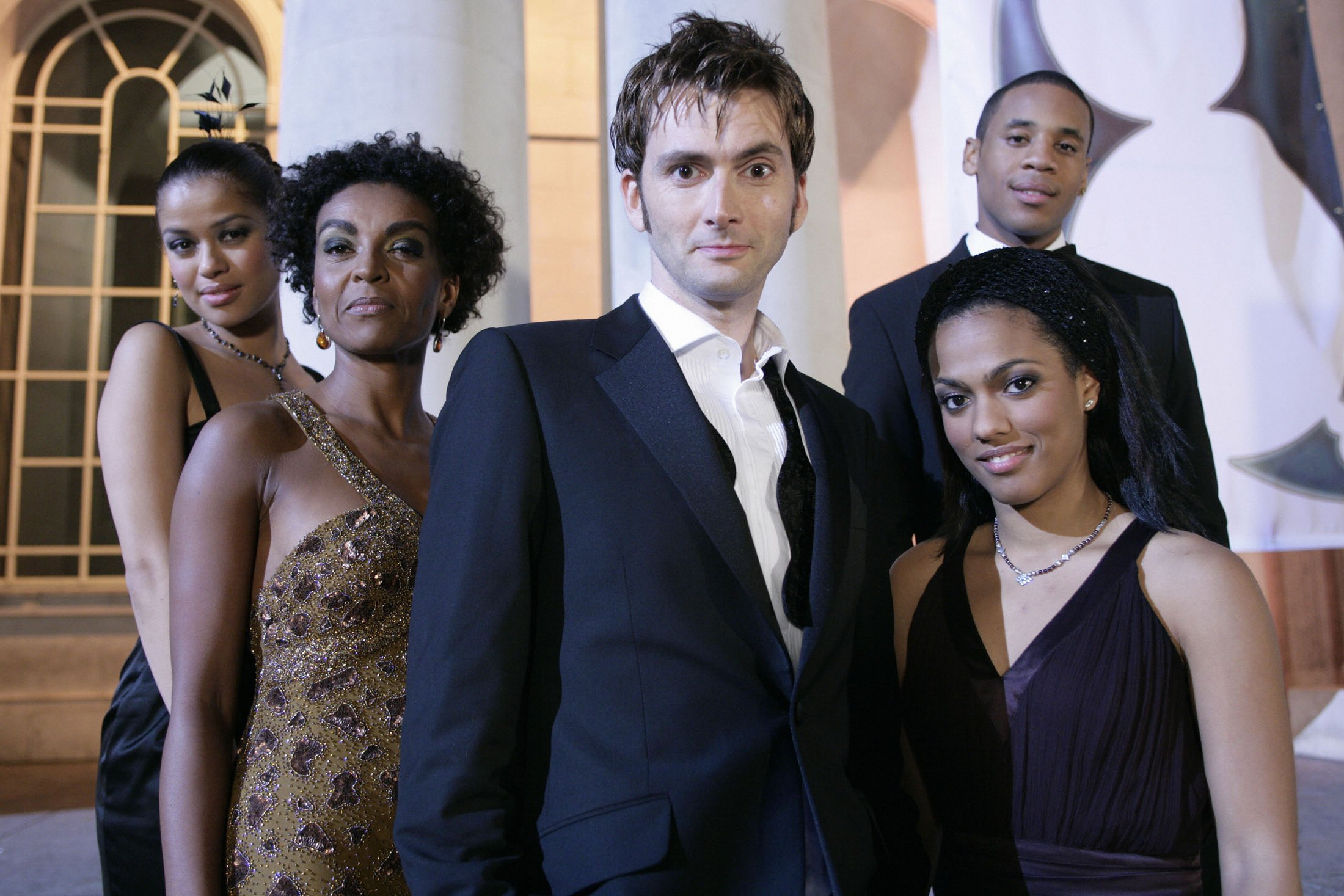 Doctor Who TV Series 3 Story 183 The Lazarus Experiment