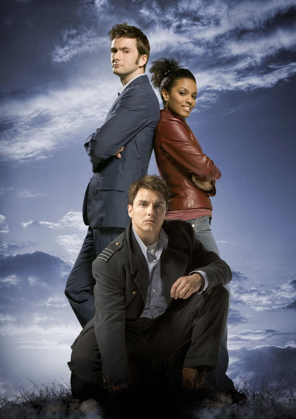 dvdbash — As Captain Jack Harkness comes storming into the...