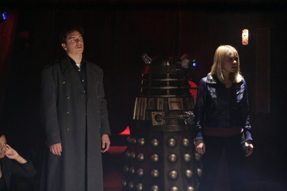 Doctor Who TV Series 4 Story 198 The Stolen Earth Journeys ...