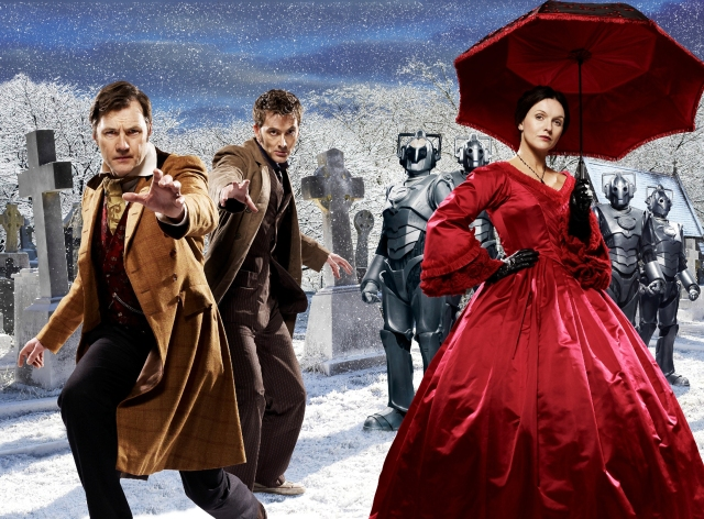 Doctor Who Christmas Specials.The Definitive Nerdophiles Ranking Of Doctor Who Christmas