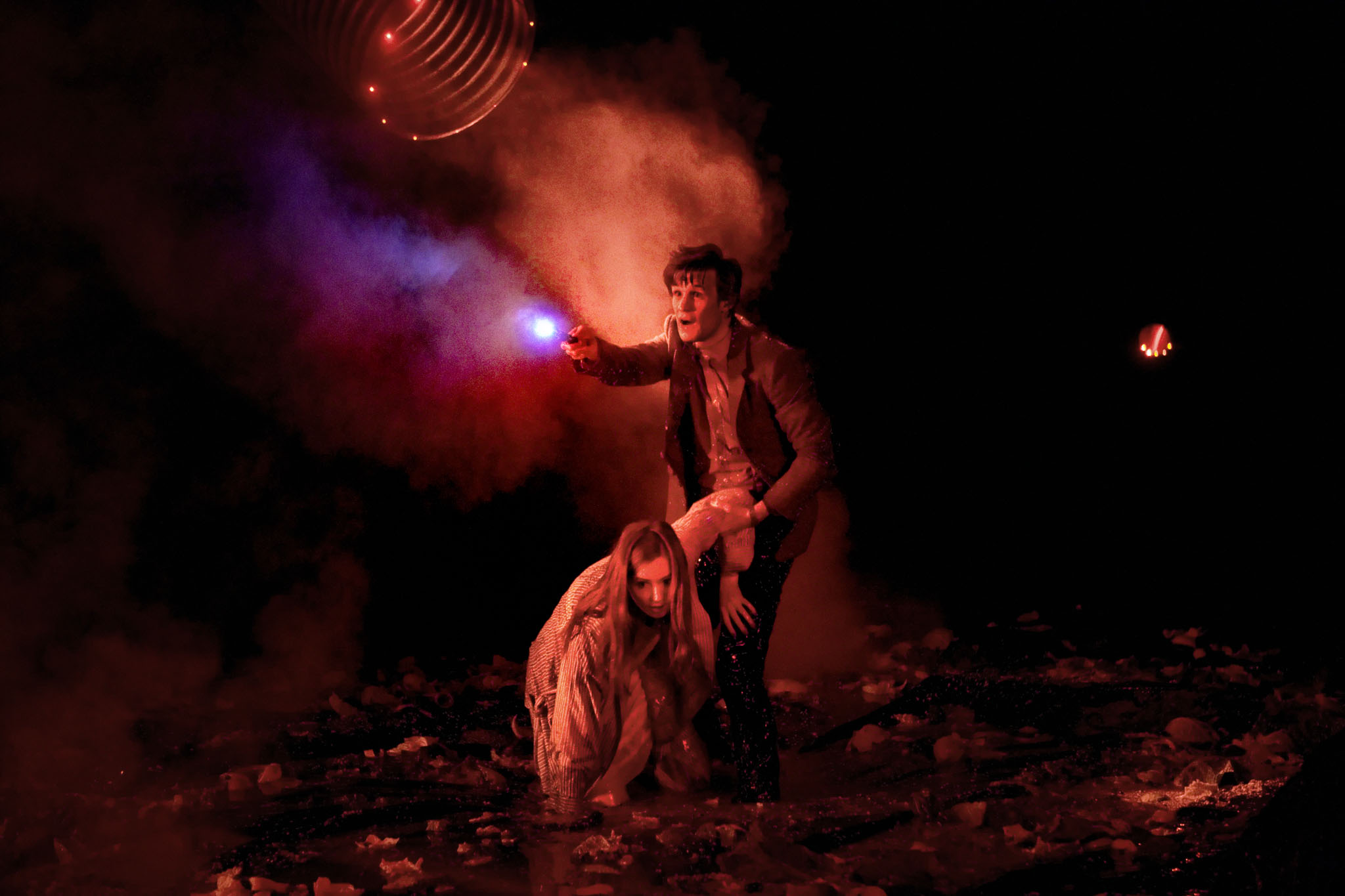 Doctor Who Tv Series 5 Story 204 The Beast Below Episode 2