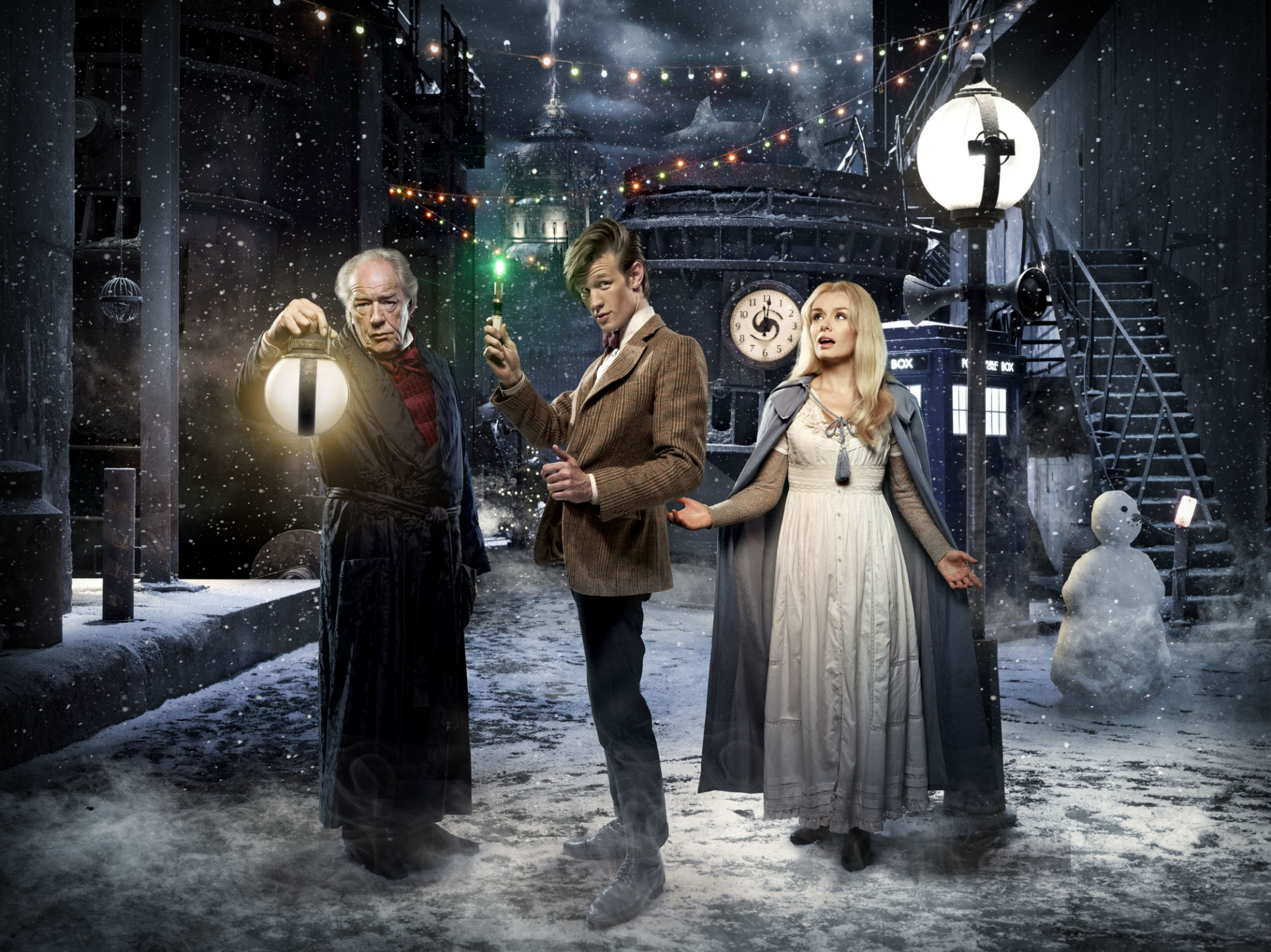 The Definitive Nerdophiles Ranking of Doctor Who Christmas ...