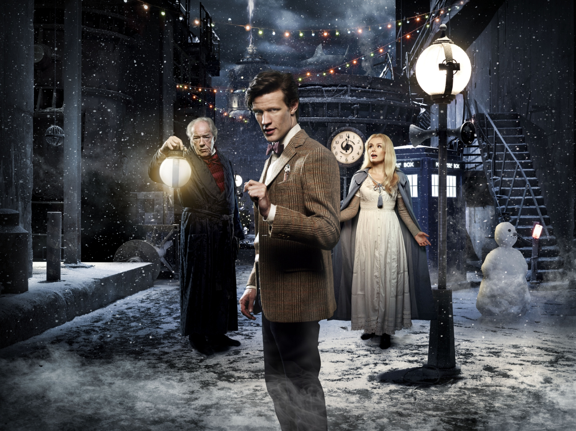 doctor who tv series 5 story 213 a christmas carol special