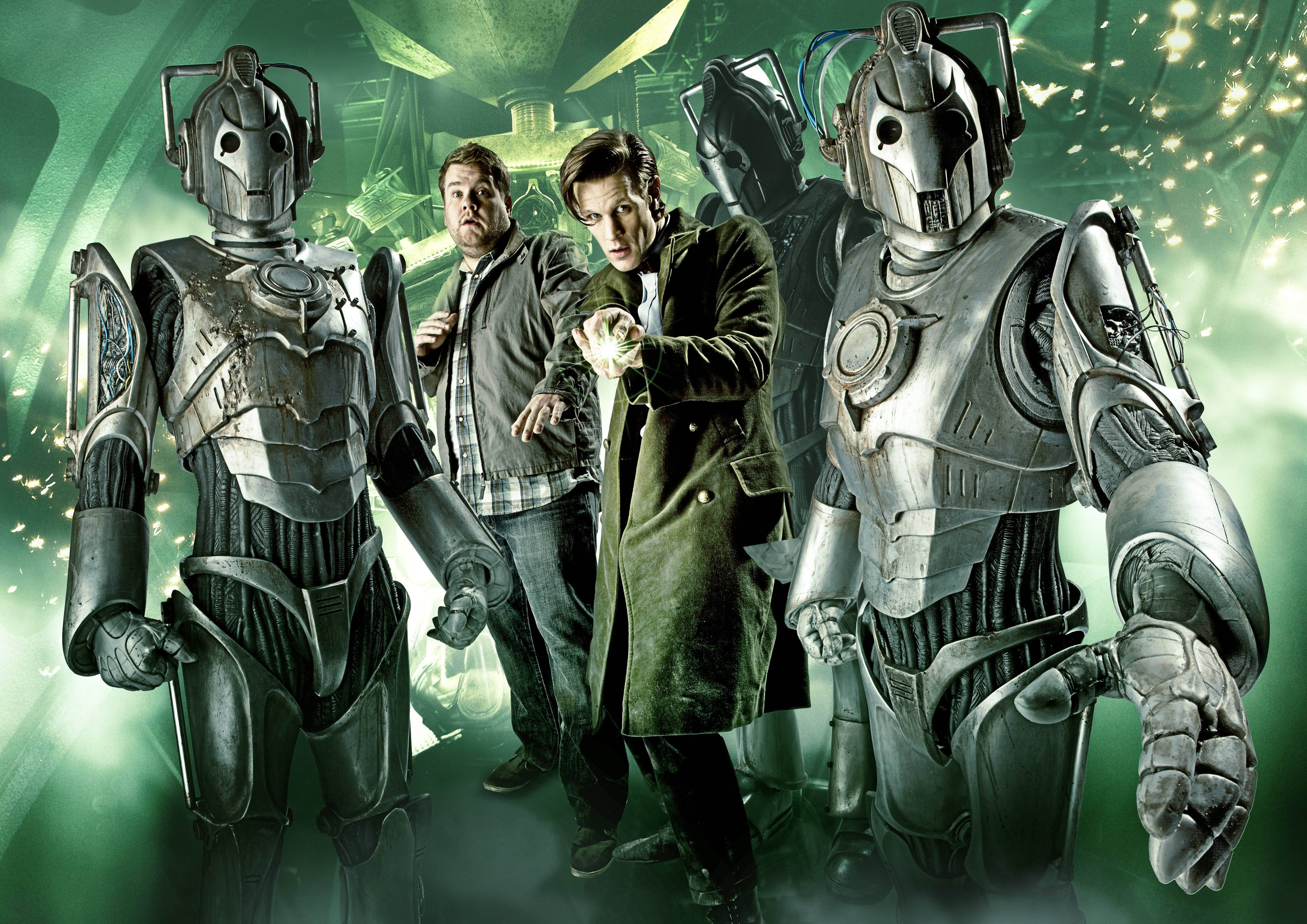 Doctor Who Tv Series 6 Story 223 Closing Time Episode 12